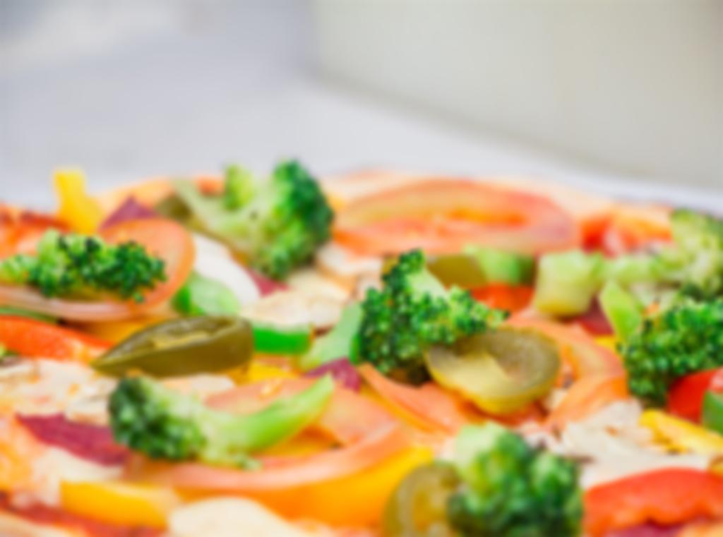 Passend Gewicht achtergrond foto groente
